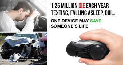 DUI, Texting, Sleeping while driving are dangerous habits which take a toll of over a million people each year. EYSE can save lives by an easy installation in the car.