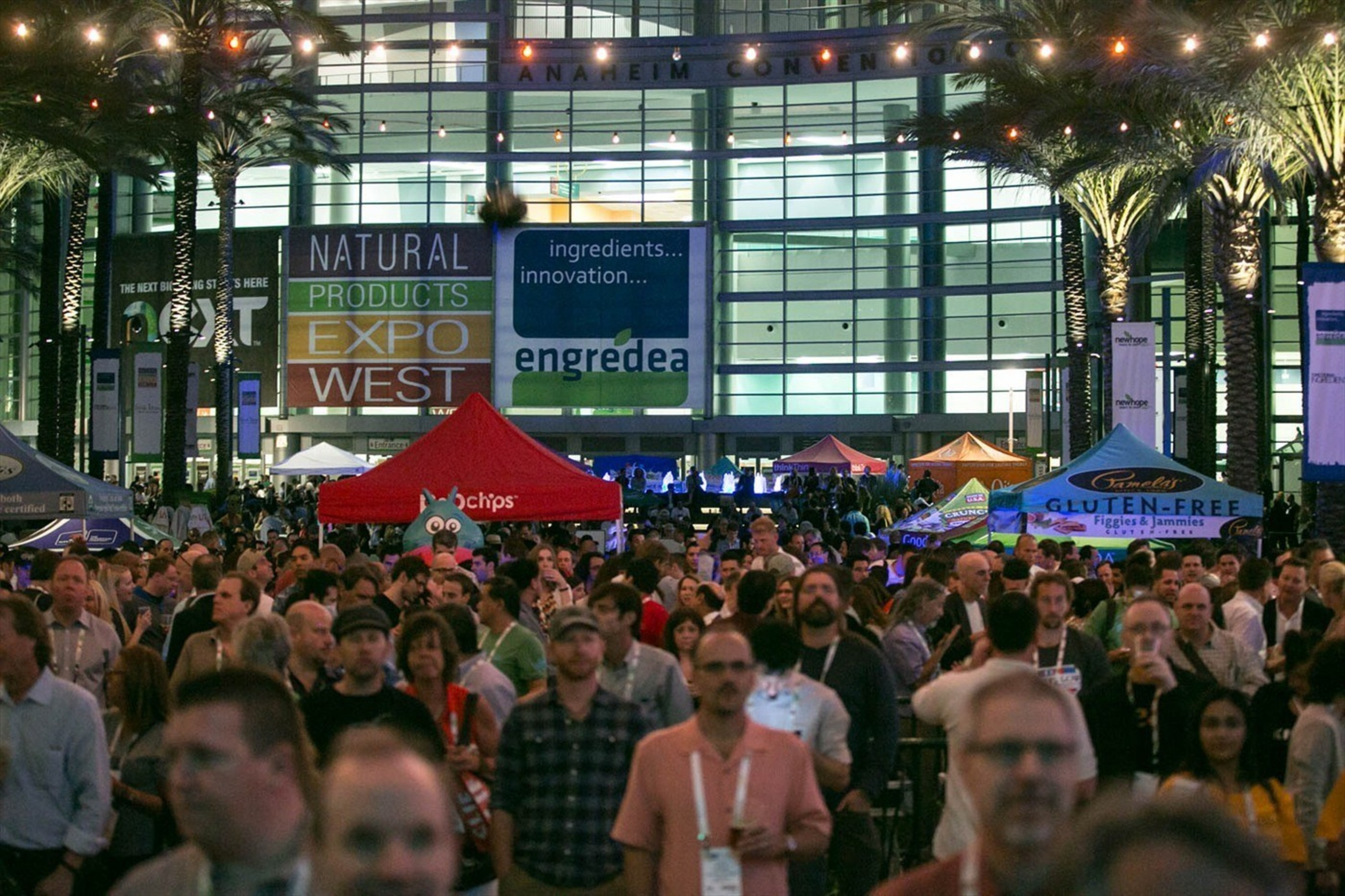 Natural Products Expo West/Engredea Shatters Attendance Record, Grows by 7.2 Percent to Over 71,000