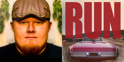 Run - A new EP by Todd Tyler. Internationally available on iTunes and all other digital retailers October 21st, 2013.  (PRNewsFoto/ReShout LLC)