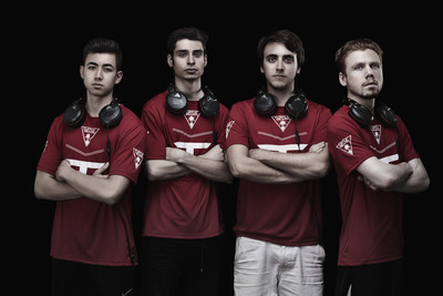 FaZe Clan Partners with Turtle Beach to use the all-new Elite Pro Tournament Gaming Headset, Elite Pro Tactical Audio Controller and other Elite Pro accessories as their competitive gaming audio gear of choice.