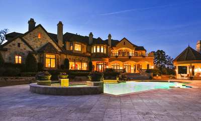 Luxury Auction in The Woodlands, TX - Rare opportunity within Carlton Woods - March 26