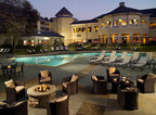 Poolside views at Evergreen Resort (PRNewsFoto/Atlanta Evergreen Marriott ...)