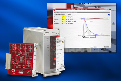 New Development Kit from Teseq Helps Build Personalized Pulse Networks