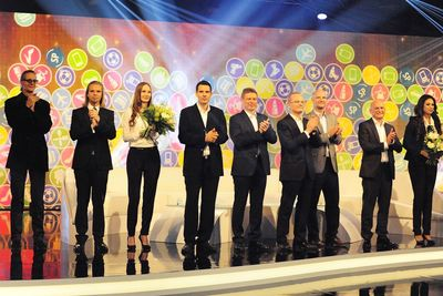 "Presentation of the new Shopping Points at the special program on Lyoness.TV. Photo credit: Lyoness. Editorial use of this picture is free of charge. Please quote the source: ""obs/Lyoness Europe AG "" (PRNewsFoto/Lyoness Europe AG)"