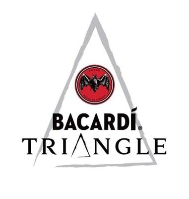 BACARDI® Rum Unveils U.S. Sweepstakes For BACARDI Triangle Tickets