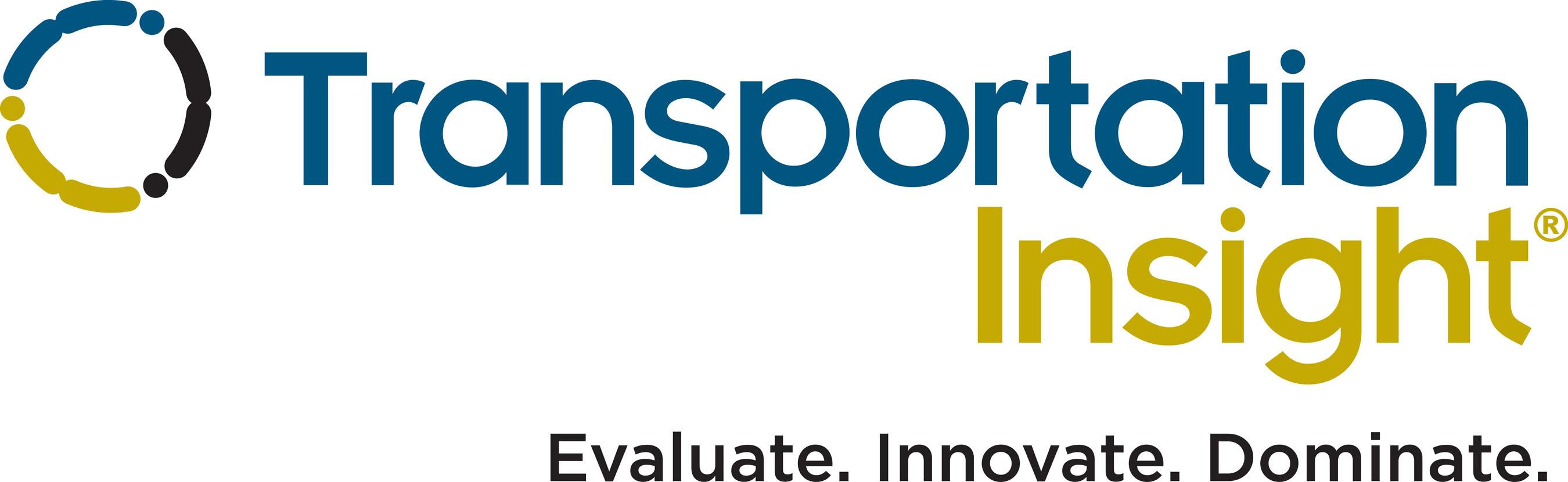Transportation Insight: Evaluate. Innovate. Dominate.