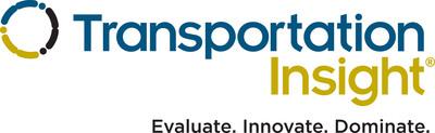 Transportation Insight: Evaluate. Innovate. Dominate. (PRNewsFoto/)