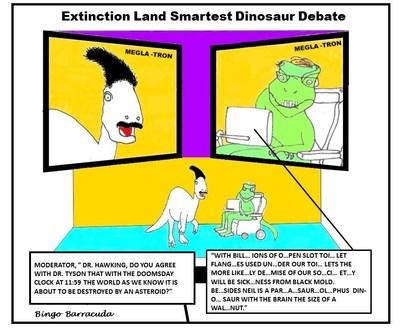 Barracuda Cartoon Ad