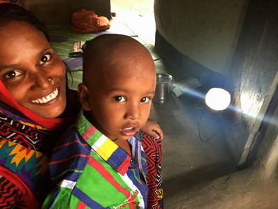 d.light has raised another $7.5 million, bringing their total for the year to $30 million, allowing them to massively scale their solar lantern and PayGo financing solutions for base-of-the-pyramid families.