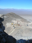Atna Resources 2011 Drilling at Reward Gold Mine Project, Nye County, NV.  (PRNewsFoto/Atna Resources Ltd)