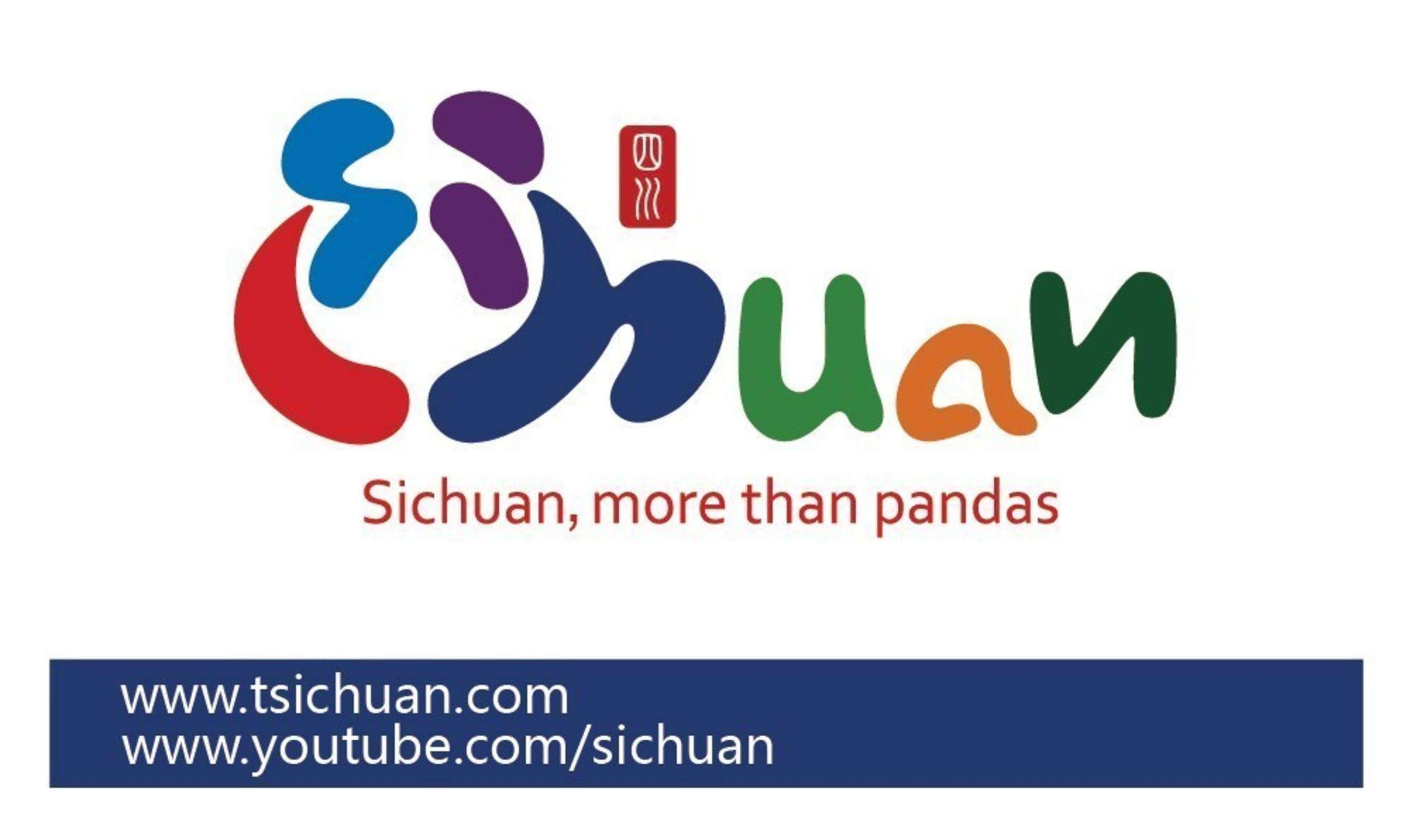 Sichuan, More Than Pandas -- China's Sichuan Province Issues New International Tourism Logo