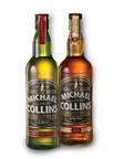 Michael Collins Irish Whiskey Introduces a 10 Year Old Single Malt and Unveils New Packaging.  (PRNewsFoto/Sidney Frank Importing Company, Inc.)