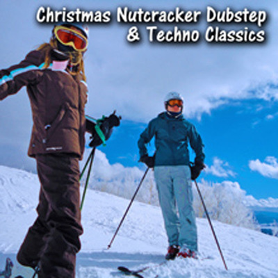 Christmas Nutcracker Dubstep & Techno Classics cover.  (PRNewsFoto/PumpYouUp)