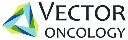 New Vector Oncology Logo (PRNewsFoto/Vector Oncology)