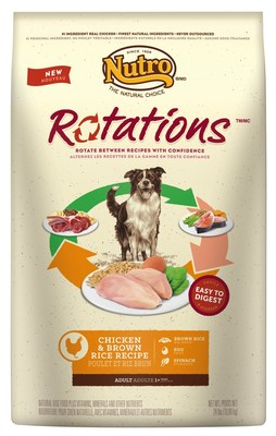 NUTRO(TM) Brings Honesty To Pet Food With Products Pet Parents Can Trust - And Dogs Will Love