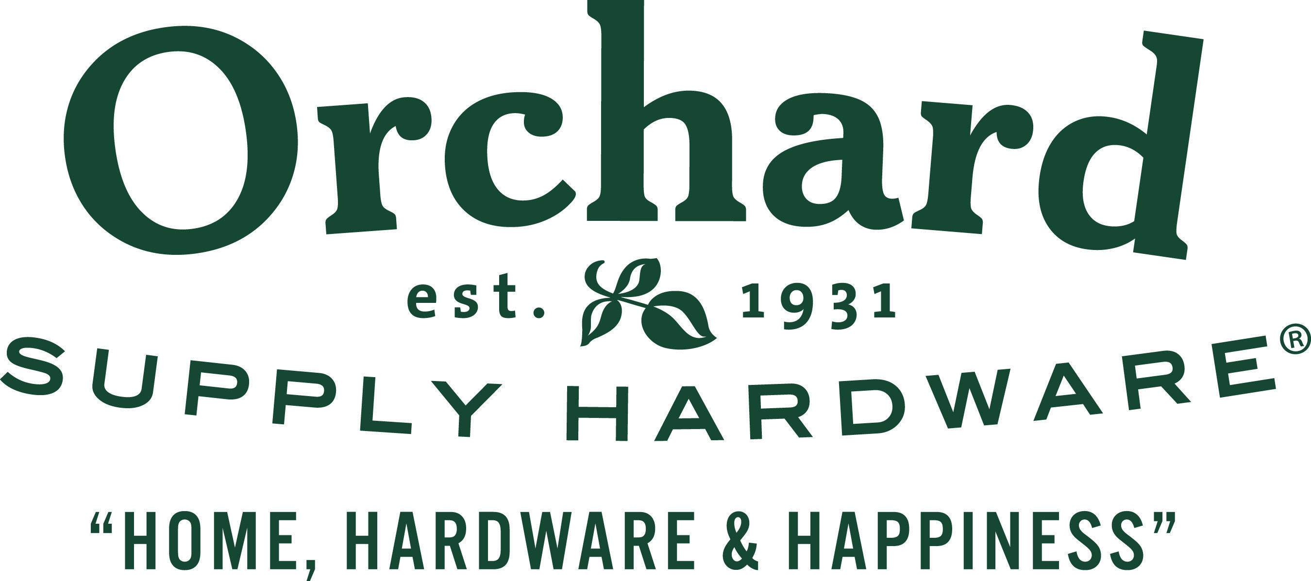 Orchard Supply Hardware www.osh.com