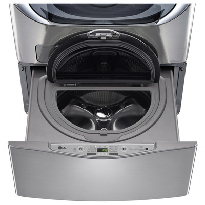 LG SideKick pedestal washer.