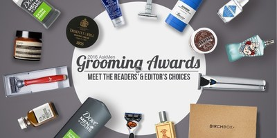 AskMen Crowns The 18 Best Products In Men's Grooming