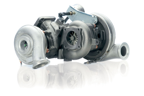 BorgWarner Turbochargers & EGR Coolers Help Improve Fuel Economy and Reduce Emissions for