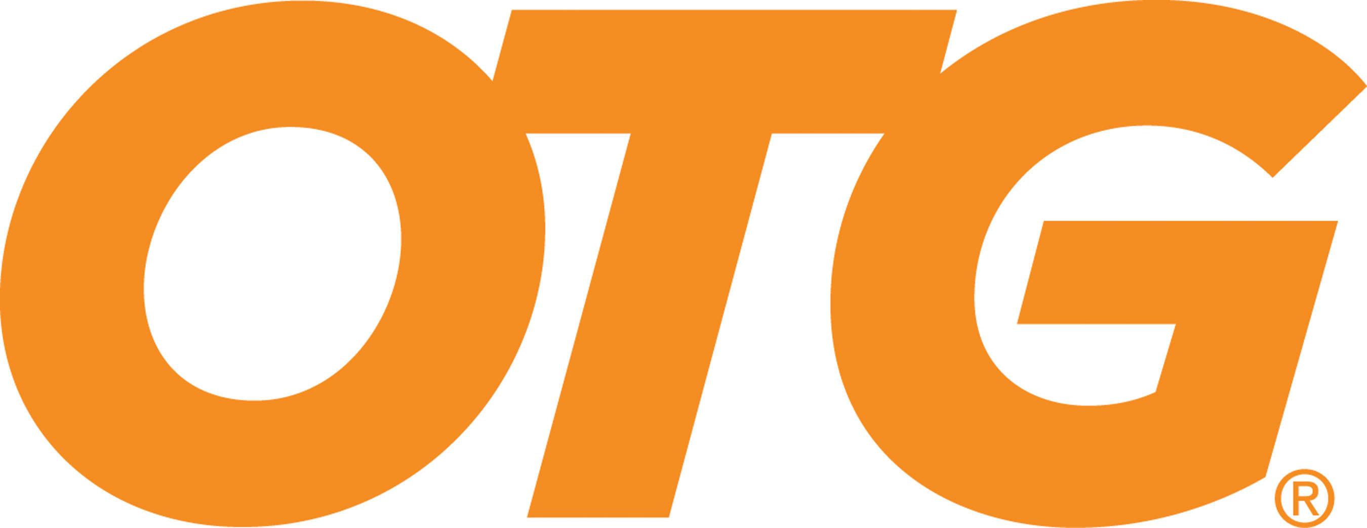 OTG Logo. (PRNewsFoto/OTG) (PRNewsFoto/OTG)