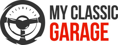 My Classic Garage Logo.  (PRNewsFoto/MyClassicGarage.com)