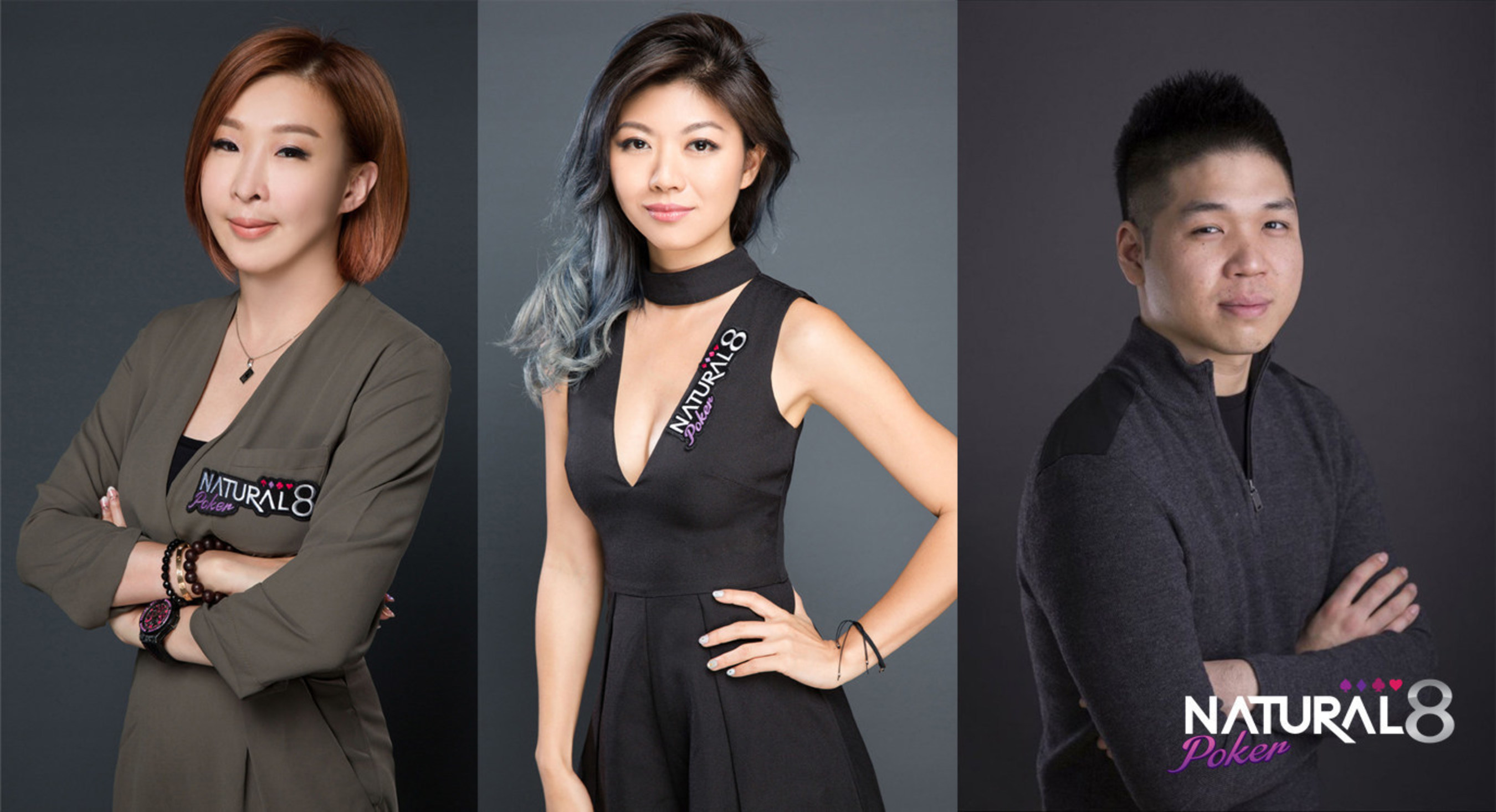 Team Hot comprises of team leader Kitty Kuo, Xuan Liu and Dong Kim