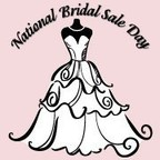 National Bridal Sale Day Logo