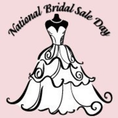 National Bridal Sale Day Logo