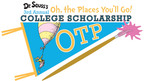 College scholarship program inspired by Dr. Seuss's Oh, the Places You'll Go! - the quintessential graduation gift - announces 2011-2012 winners!.  (PRNewsFoto/Random House Children's Books)