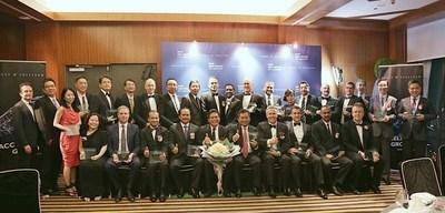 Frost & Sullivan Asia-Pacific ICT Award Recipients