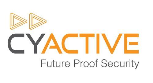 CyActive Logo (PRNewsFoto/CyActive)
