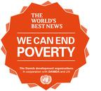 """The World's Best News"" Campaign.  (PRNewsFoto/Bestnet A/S)"