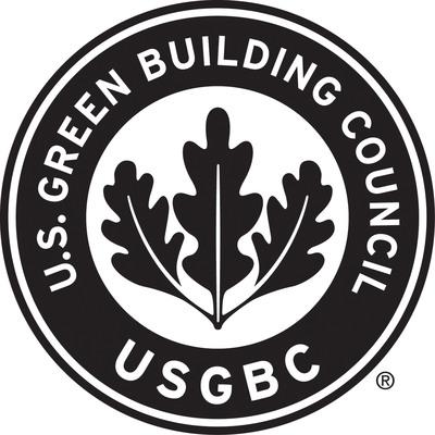 USGBC Logo.  (PRNewsFoto/FTSE Group)