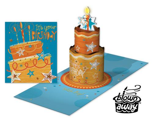 American Greetings Makes Birthdays Extraordinary with Blown Away(TM). (PRNewsFoto/American Greetings ...