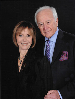 Joan and Bill Feldman honored with the STOP CANCER Award of Distinction