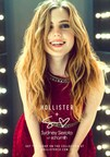 Hollister + Echosmith's Lead Singer, Sydney Sierota, Collaborate On New Party-Wear Collection In Time For The Holiday Season