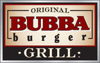 Logo for Original BUBBA burger Grill (TM).  (PRNewsFoto/BUBBA burger)