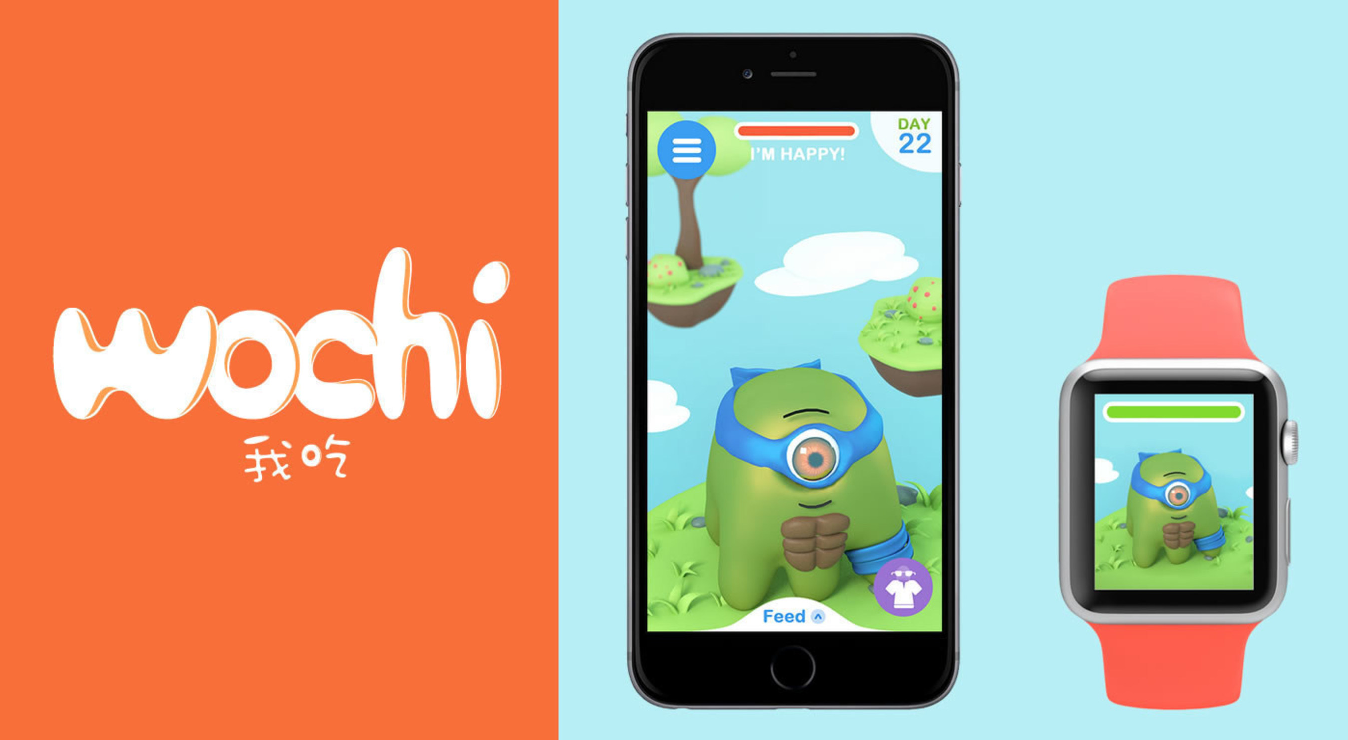 Will Wochi Be the Killer Apple Watch App of the Year?