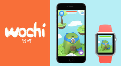 Wochi is a funny, new character coming to your iPhone or Apple Watch later this summer.