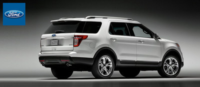 The 2014 Ford Explorer is available at Holiday Ford in Fond du Lac, Wis. The dealership offers its web visitors tips and tricks as well as detailed product information on models like the Explorer. (PRNewsFoto/Holiday Ford)