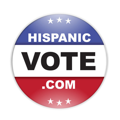 Hispanic Vote logo.  (PRNewsFoto/Hispanic Vote)