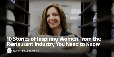 As part of its ongoing celebration of Women's History Month, the National Restaurant Association has created a listicle on Medium of 10 stories about women who have made and continue to make America's vibrant restaurant industry a leader in our nation's economy.