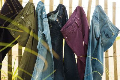 Chip & Pepper California includes denim, tees, and tops for both men and women.  (PRNewsFoto/Belk, Inc.)