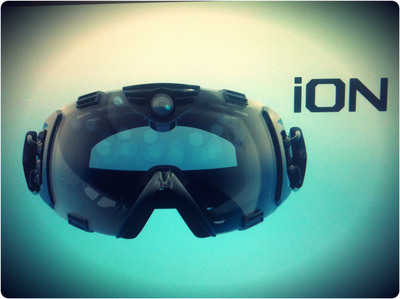 Zeal Optics debuts iON Goggles with HD video and photo capabilities to capture your fun on the mountain.  (PRNewsFoto/Zeal Optics, Inc.)
