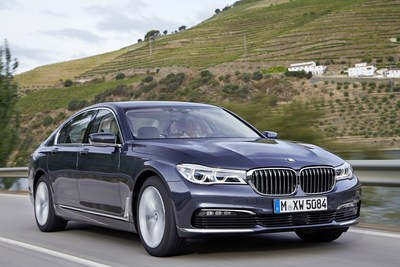 High customer demand for the new BMW 7 Series which has been available since the end of October. (PRNewsFoto/BMW Group) (PRNewsFoto/BMW Group)