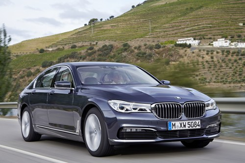 High customer demand for the new BMW 7 Series which has been available since the end of October. ...