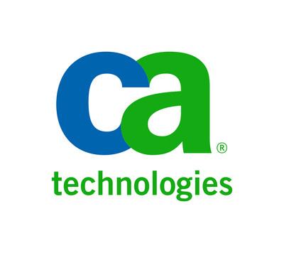 CA Technologies Logo. (PRNewsFoto/CA Technologies)