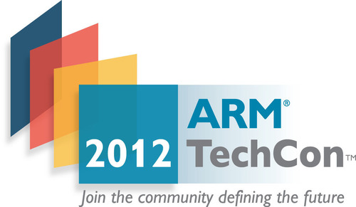 ARM TechCon 2012.  (PRNewsFoto/UBM Electronics)