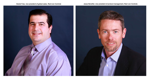 Red Lions Controls promotes Jesse Benefiel to Vice President of Product Management and appoints Daniel Faia as ...