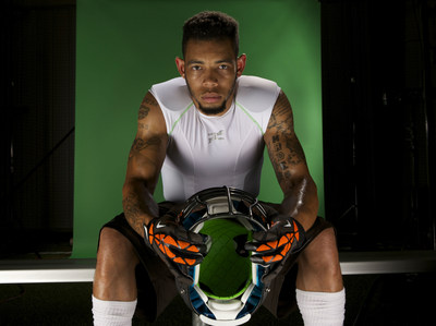 Joe Haden, all-pro cornerback for the Cleveland Browns Signs on With Unequal Technologies (PRNewsFoto/Unequal Technologies)